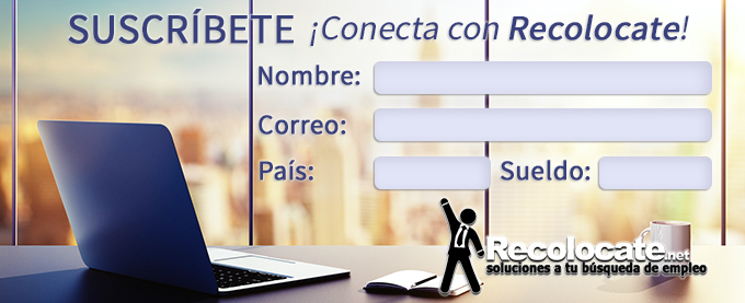 Conecta con Recolocate2